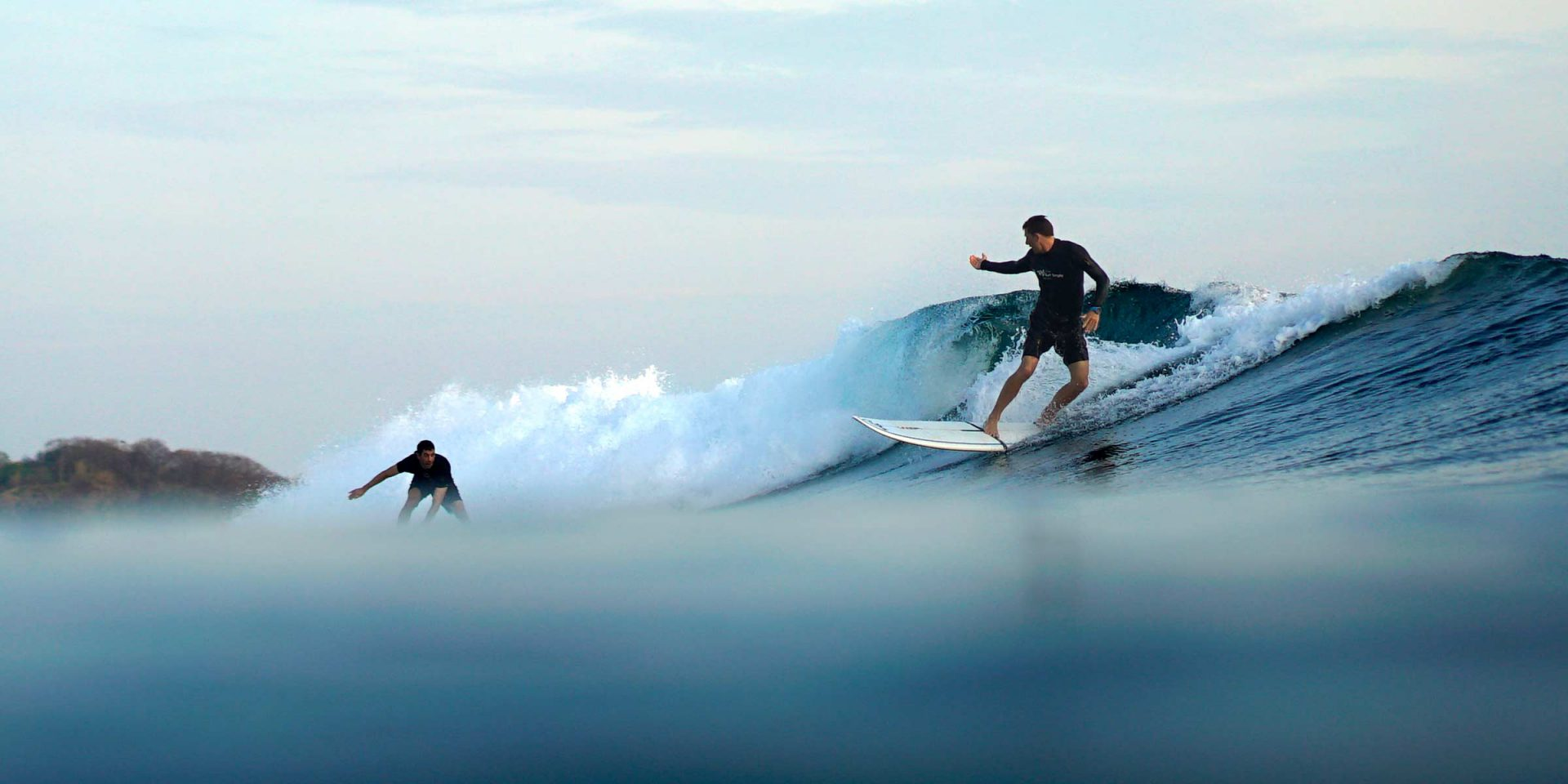 How We Coach Surfing