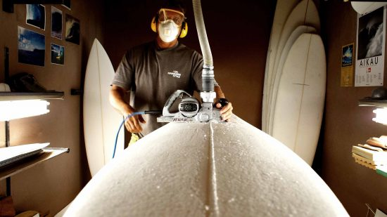 Surfboard Construction, part 1