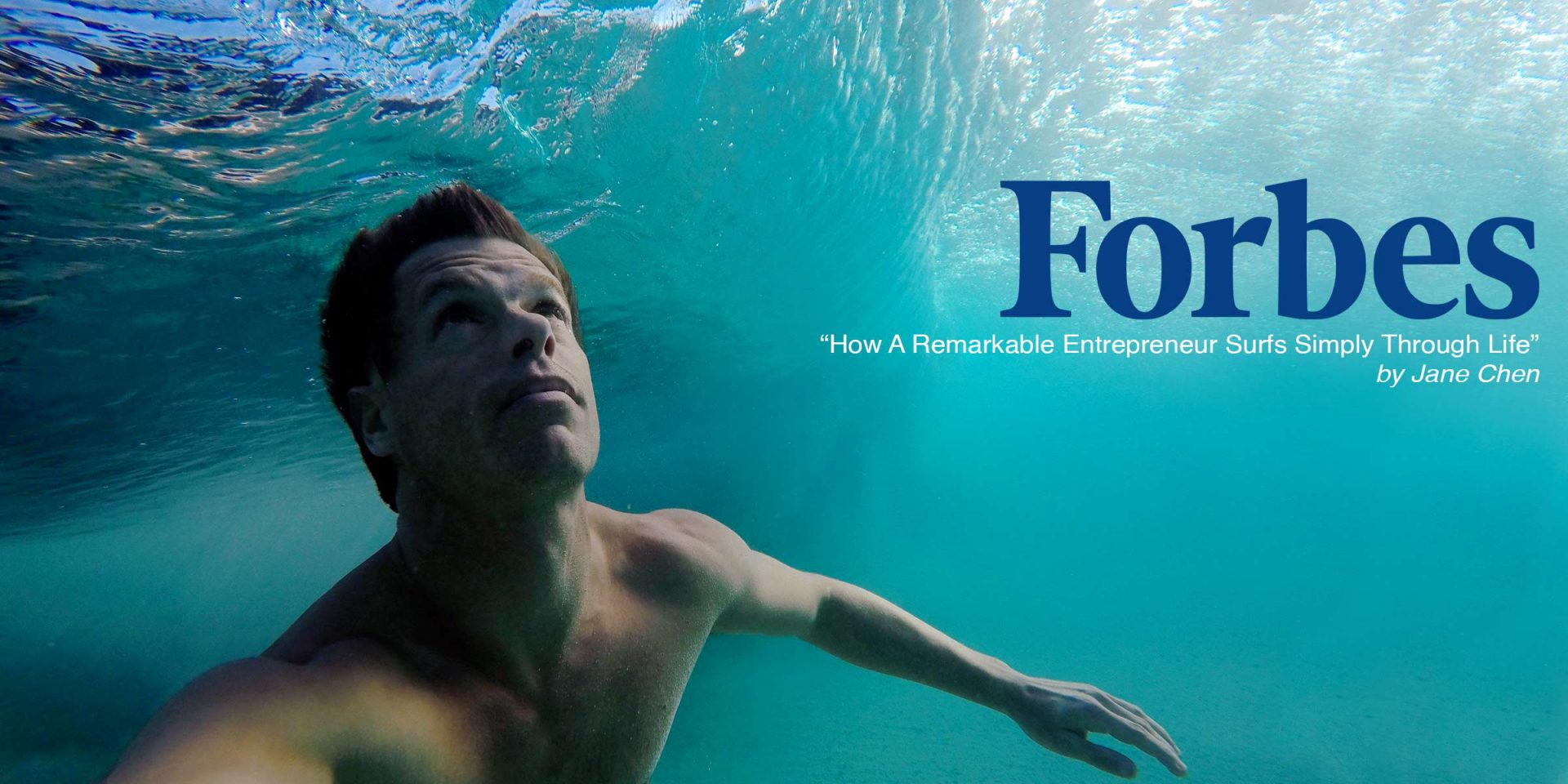 Surf Simply Founder Speaks To Forbes