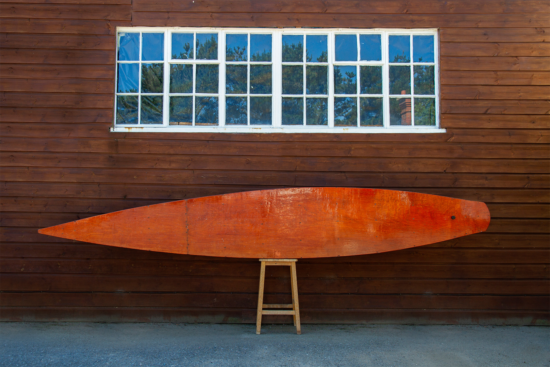 "The History Of Surfboard Design: Tom Blake's ""Cigar Box"