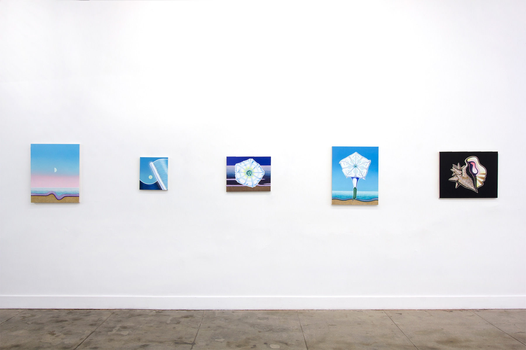 exhibition of paintings by artist matthew f fisher
